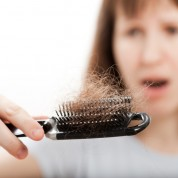 Female hair loss after menopause?