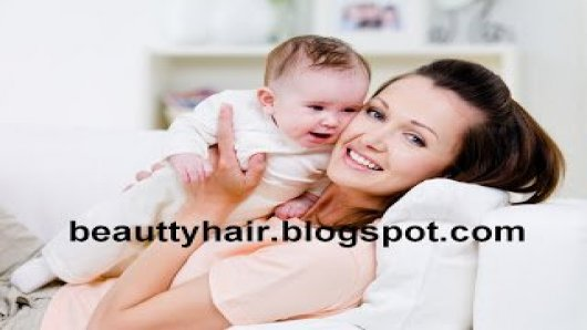 Body hair loss after Baby
