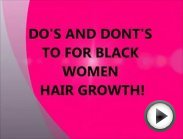 How to grow black women hair long fast! Best products list. enjoy!