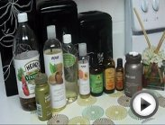 How to make All Natural Hair Stimulating/Growth Hot Oil Treatment