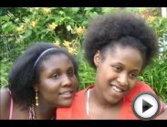 Natural Hair Styles for African American Women