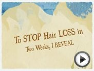 Stop Thinning Hair : STOP Hair Loss in Two Weeks